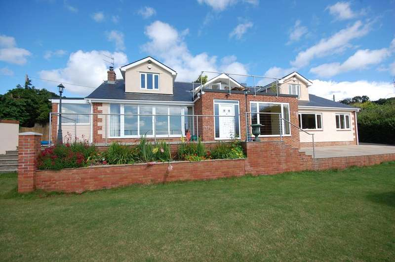 5 Bedrooms Detached House for sale in Bishopsteignton, Teignmouth