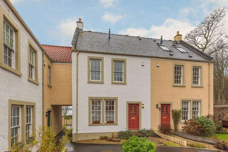 2 Bedrooms Terraced House for sale in 24 The Cross, West Wemyss, KY1 4SU