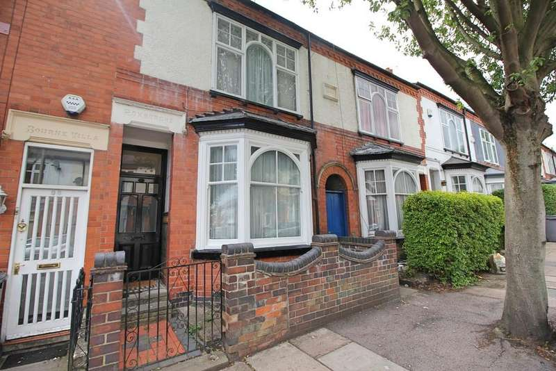 3 Bedrooms Terraced House for sale in Beaconsfield Road, Leicester