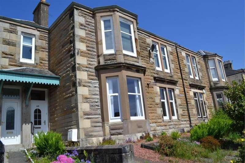 2 Bedrooms Ground Flat for sale in 65 Argyle Road, Saltcoats. KA21 5NE