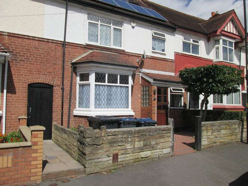 7 Bedrooms Terraced House for sale in Phipson Road, Sparkhill