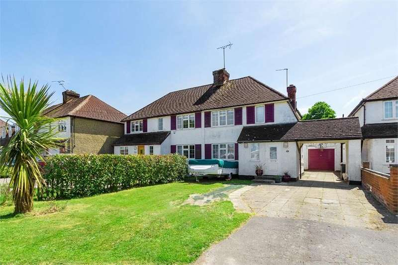 2 Bedrooms Semi Detached House for sale in The Parkway, Iver Heath, Buckinghamshire