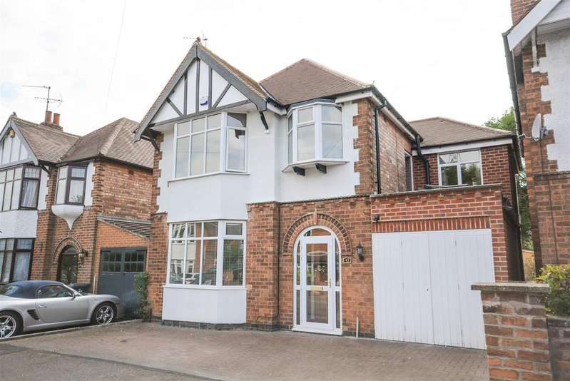 4 Bedrooms Detached House for sale in St Helens Road, West Bridgford, Nottingham