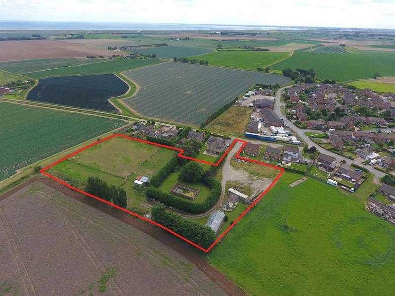 Land Commercial for sale in Watery Lane, Butterwick, Boston
