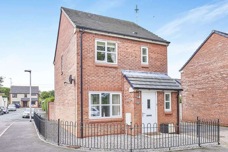 3 Bedrooms Detached House for sale in Millrigg Street, Workington, CA14
