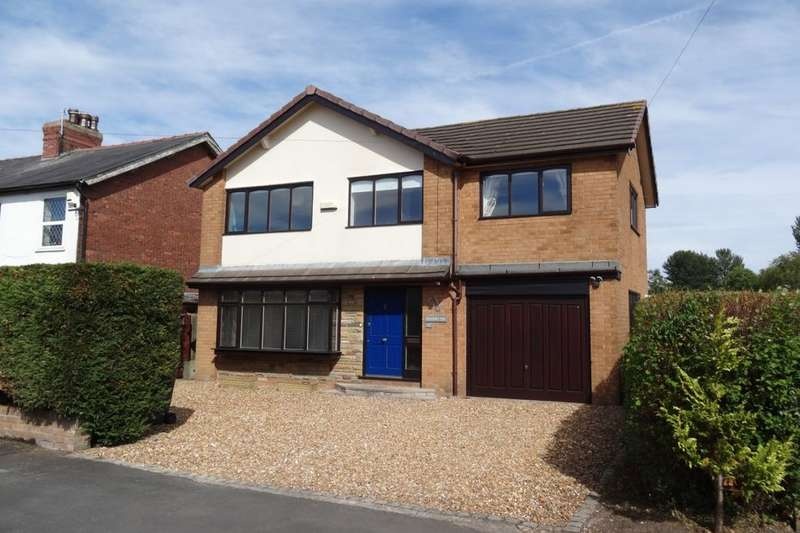 4 Bedrooms Detached House for sale in Sandygate Lane, Broughton, Preston, PR3