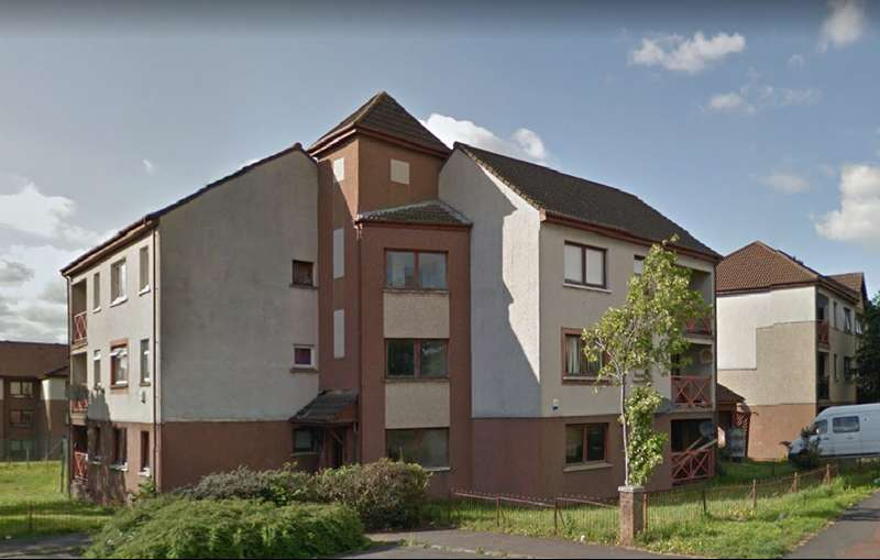 2 Bedrooms Property for sale in Talisman Crescent, Motherwell, North Lanarkshire, ML1 3YB