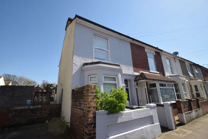 7 Bedrooms Semi Detached House for sale in Tottenham Road, Portsmouth, PO1