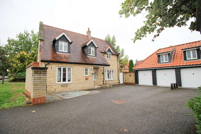 4 Bedrooms Detached House for sale in Swaffham Road, Burwell