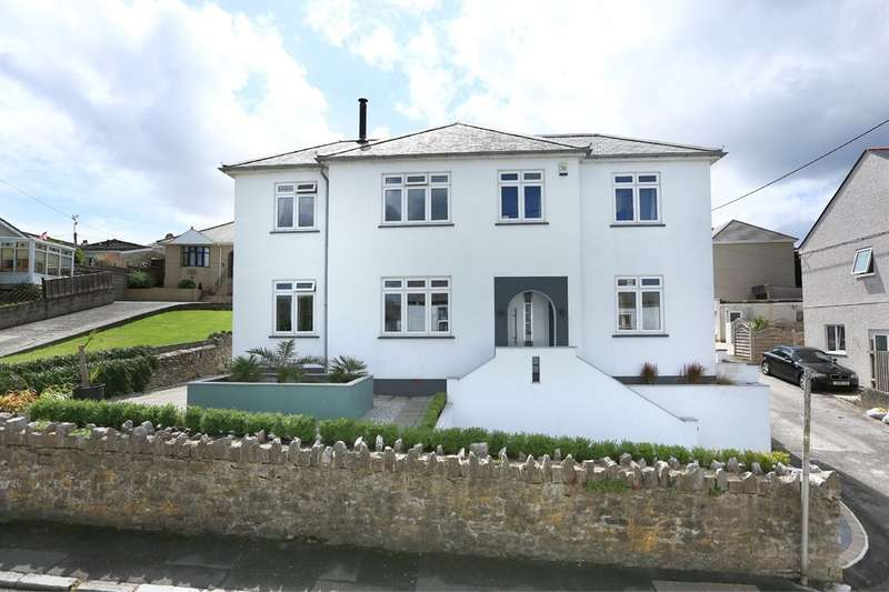 4 Bedrooms Detached House for sale in Oreston, Plymouth
