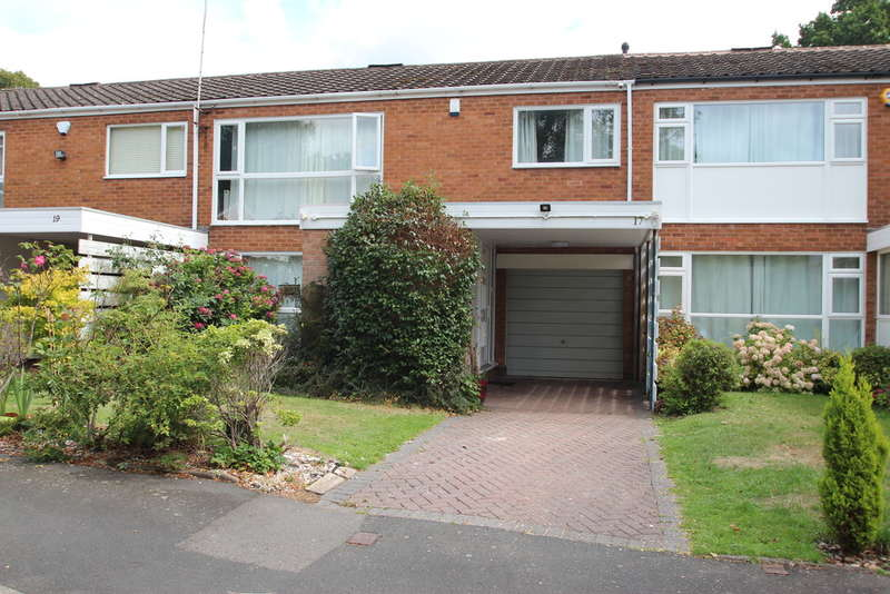 4 Bedrooms Terraced House for sale in Gilchrist Drive, Edgbaston