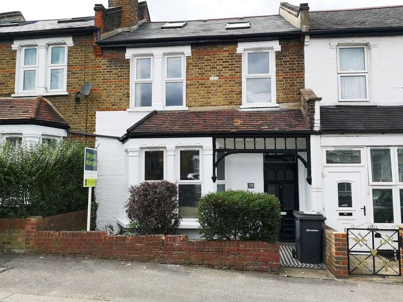 4 Bedrooms Terraced House for sale in Crofton Park Road, Brockley