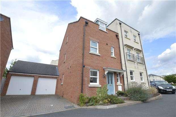 4 Bedrooms Semi Detached House for sale in Ruardean Walk, CHELTENHAM, Gloucestershire, GL52 5GG