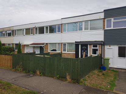 3 Bedrooms Terraced House for sale in Garrowmore Close, Bletchley, Milton Keynes, Bucks