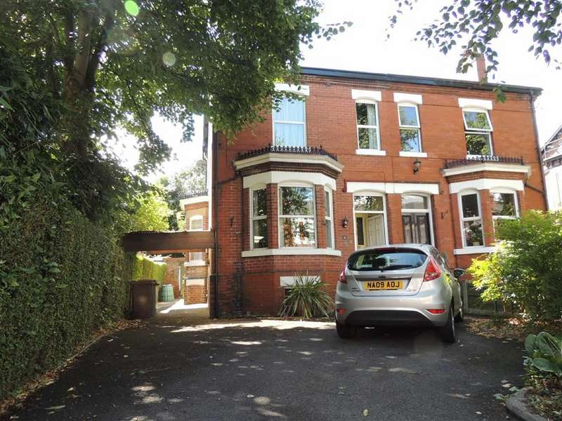 5 Bedrooms Semi Detached House for sale in Kennerley Road, Davenport, Stockport