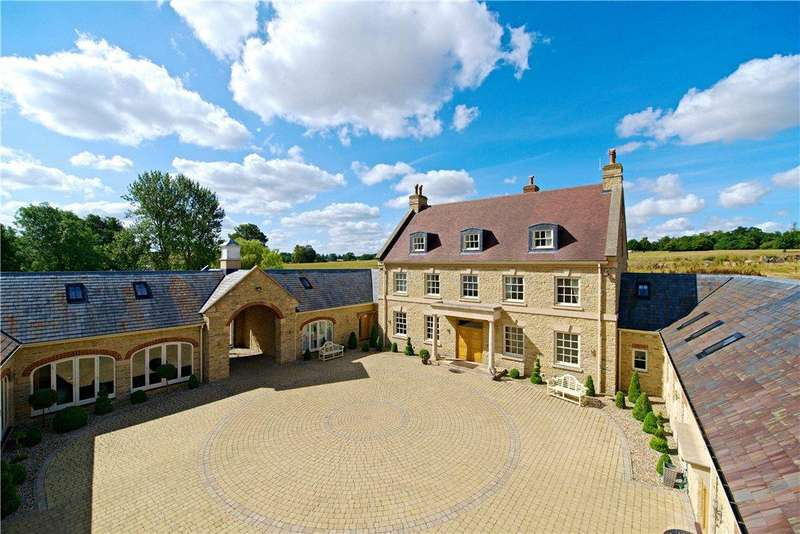 9 Bedrooms Detached House for sale in Gayhurst, Newport Pagnell, Buckinghamshire