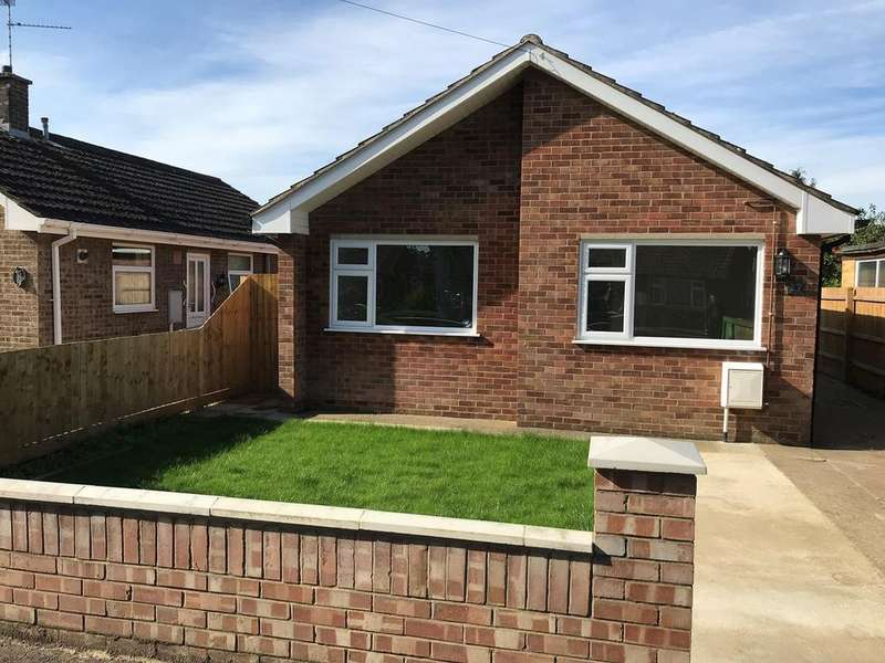 2 Bedrooms Bungalow for sale in The Chase, Pinchbeck, Spalding, PE11