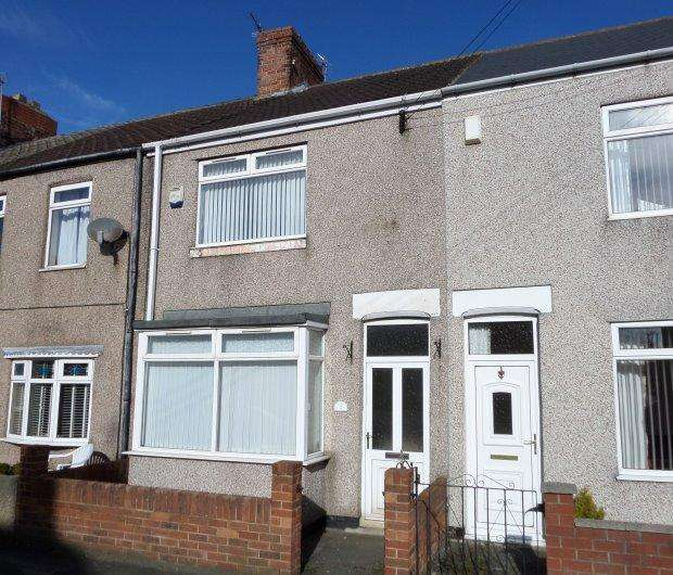 3 Bedrooms Terraced House for sale in SOUTH VIEW, TRIMDON GRANGE, SEDGEFIELD DISTRICT