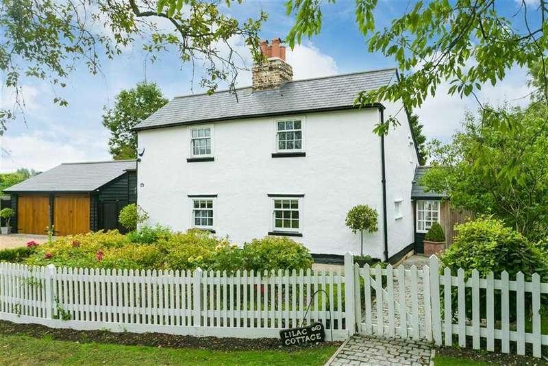 3 Bedrooms Detached House for sale in Ashendene Road, Bayford, Hertfordshire