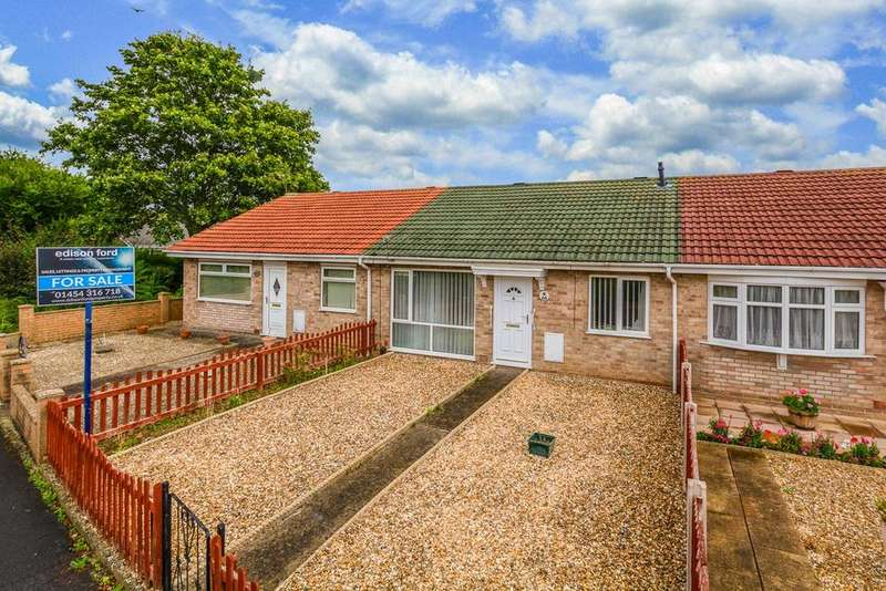 2 Bedrooms Terraced Bungalow for sale in Rodborough, Yate, Bristol, BS37