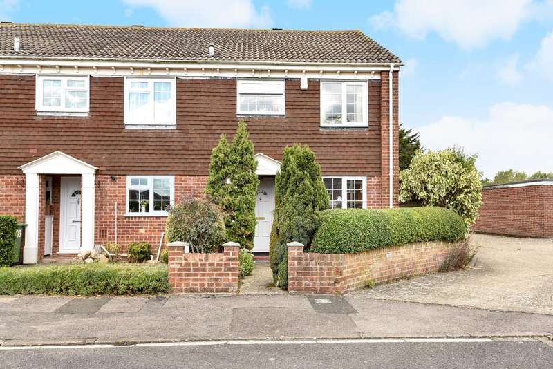 3 Bedrooms House for sale in Arkle Avenue, Thatcham, RG19