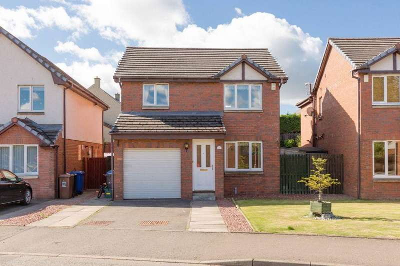 4 Bedrooms Detached House for sale in 12 Avalon Gardens, Linlithgow, EH49 7QE
