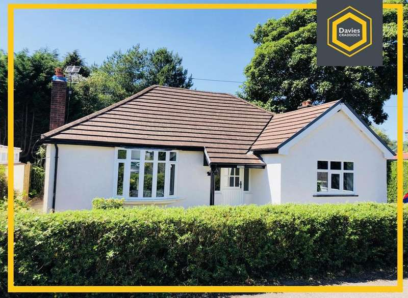 2 Bedrooms Detached Bungalow for sale in The Links, Burry Port, Pembrey, SA16