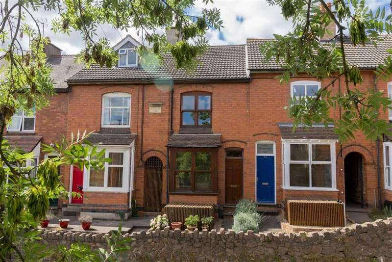 3 Bedrooms Terraced House for sale in North Street, Rothley, LE7