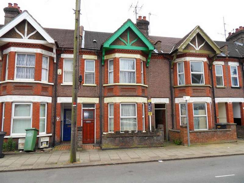 3 Bedrooms Terraced House for sale in Reginald Street, Luton