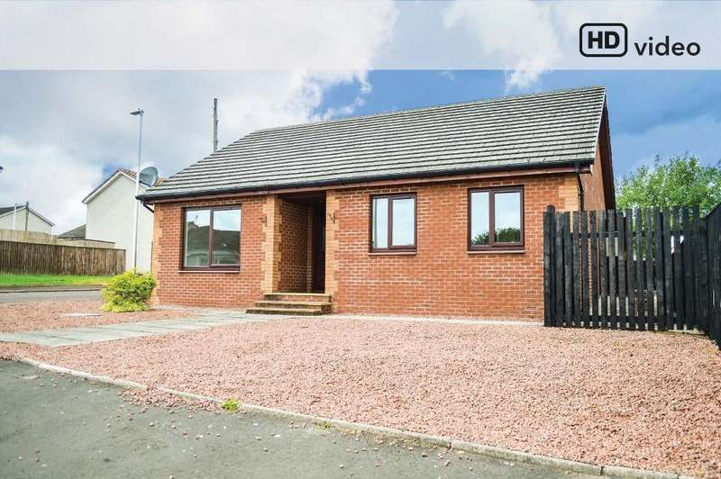 3 Bedrooms Detached Bungalow for sale in Rosslyn Road, Ashgill, South Lanarkshire, ML9 3AT