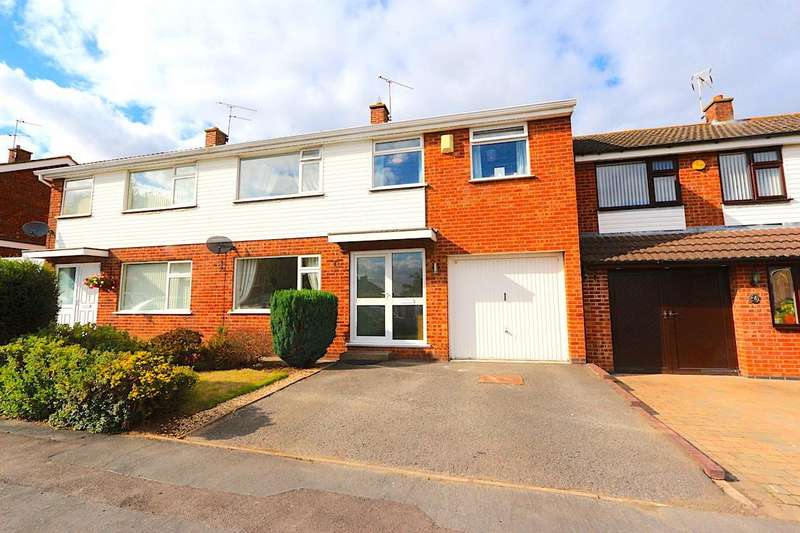 4 Bedrooms Detached House for sale in Lee Rise, Ratby