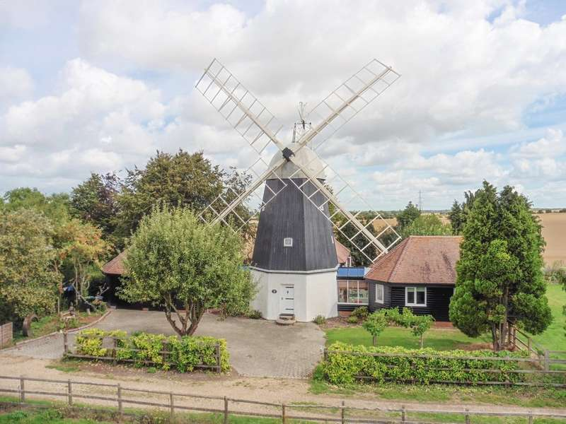 3 Bedrooms Detached House for sale in Mill Hill, Swaffham Prior