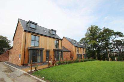 5 Bedrooms Detached House for sale in Park View, Durham Road, Gateshead, Tyne and Wear, NE9