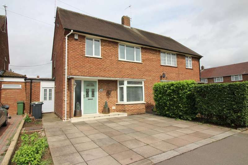 3 Bedrooms Semi Detached House for sale in Barnard Road, Luton, Bedfordshire, LU1 5RS