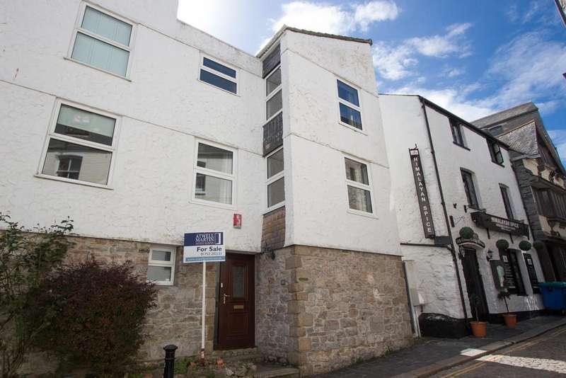 3 Bedrooms Town House for sale in New Street, Plymouth