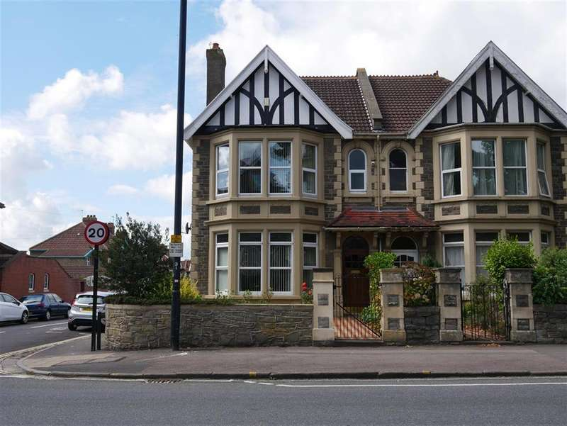 4 Bedrooms Semi Detached House for sale in Wells Road, Knowle, Bristol