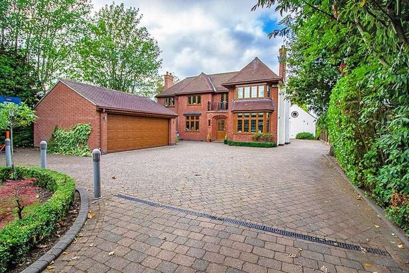 5 Bedrooms Detached House for sale in Breaston, Derbyshire