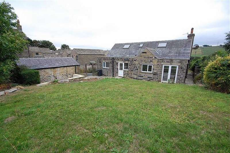 4 Bedrooms Detached House for sale in High Street, Stainland, HX4