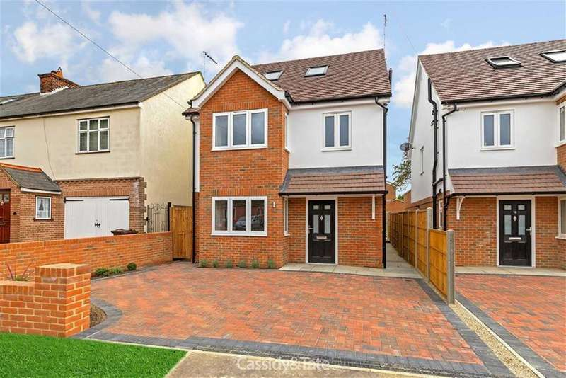 4 Bedrooms Detached House for sale in White Horse Lane, St Albans, Hertfordshire