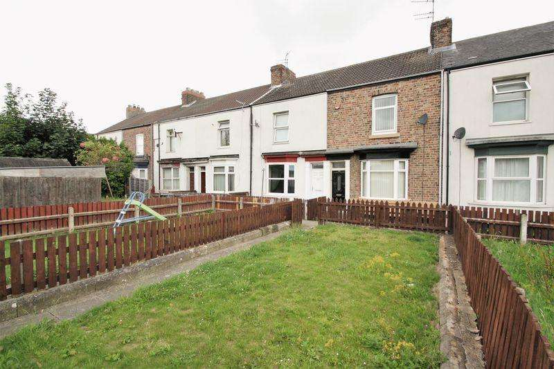 2 Bedrooms Terraced House for sale in Derby Terrace, Thornaby, Stockton, TS17 7EL