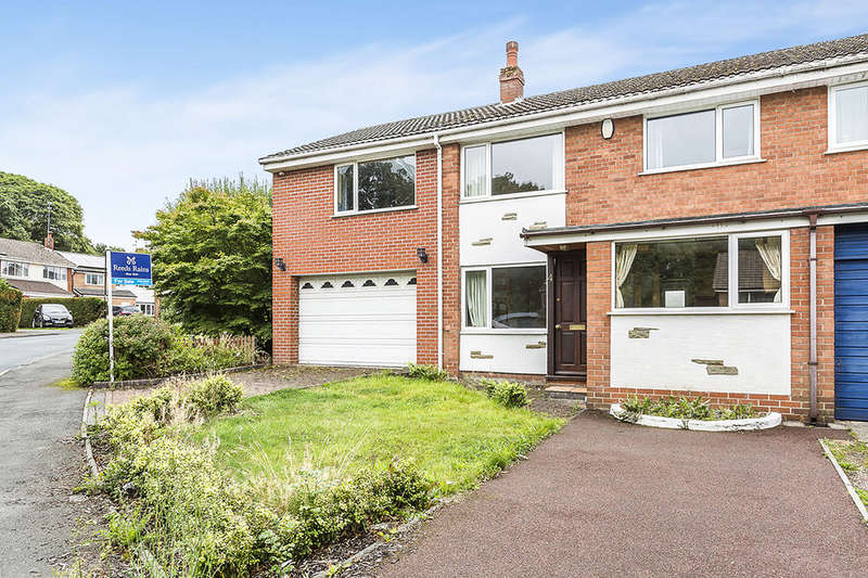 5 Bedrooms Semi Detached House for sale in Warton Place, Chorley, PR7