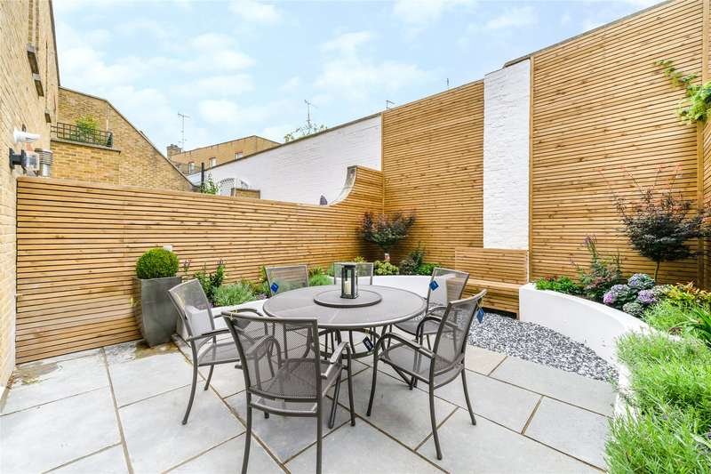 3 Bedrooms Terraced House for sale in Charles II Place, London, SW3