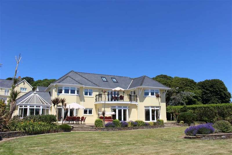 5 Bedrooms Detached House for sale in Haven View, Neyland, Milford Haven