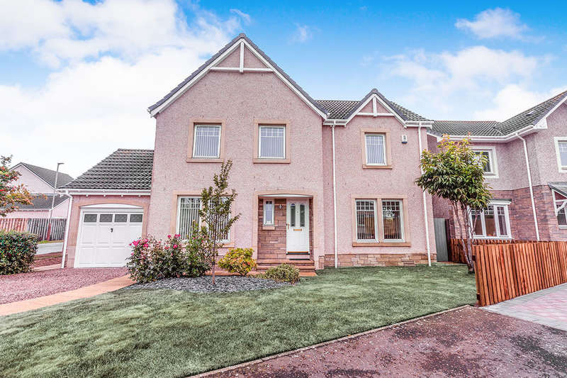 4 Bedrooms Detached House for sale in Macnab Avenue, Montrose, DD10