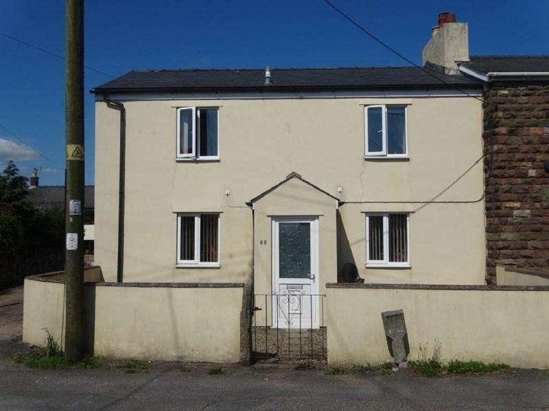 4 Bedrooms Semi Detached House for sale in Dockham Road, Cinderford
