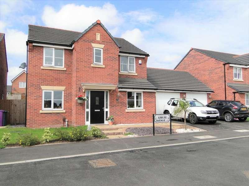 4 Bedrooms Detached House for sale in Jubilee Avenue, Broadgreen, Liverpool L14