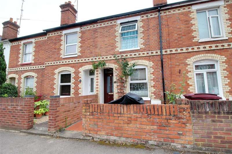 2 Bedrooms Terraced House for sale in Freshwater Road, Reading, Berkshire, RG1