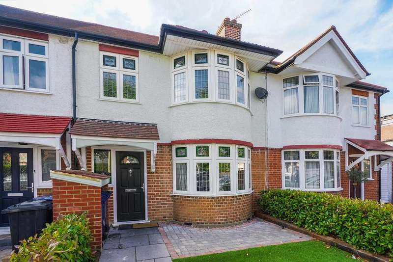 4 Bedrooms Terraced House for sale in Chalfont Way, Ealing, W13