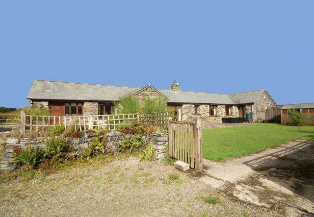 3 Bedrooms House for sale in Delabole