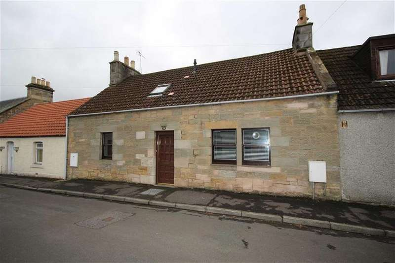 4 Bedrooms Terraced House for sale in 15, Well Street, Cupar, Fife, KY15